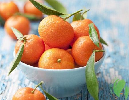 мандарин для красоты кожи