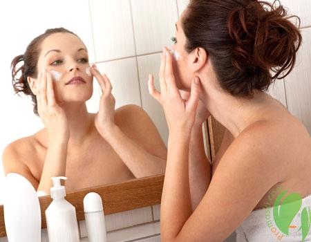 Гоммаж для кожи лица в домашних условиях