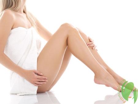 ноги девушки без целлюлита