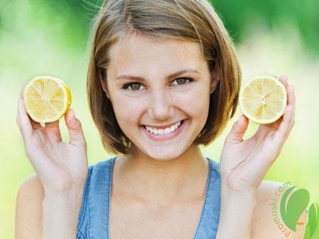 Яркий лимон для эффективного ухода за волосами
