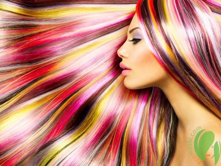 Шампуни для изменения оттенка волос