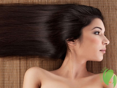 густые волосы после масла усьмы