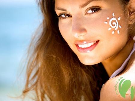Как спасти кожу от солнечных ожогов?