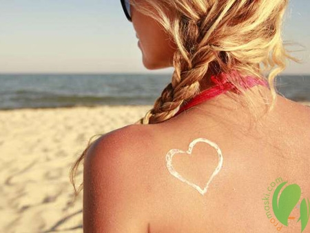 Уход за кожей после солнечных ванн