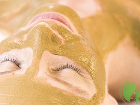 Уход за кожей и волосами с помощью желтой глины