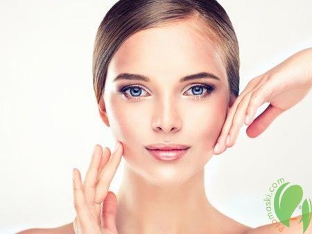 Натуральная подтяжка кожи лица с помощью домашних масок