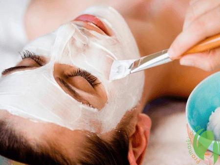 Способы отбеливания лица с помощью домашних масок