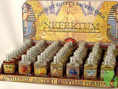 Целебные масла из солнечного Египта