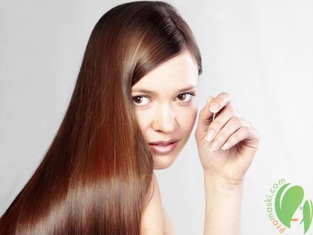 Как глубоко увлажнить и напитать волосы?