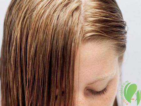 Качественный домашний уход за жирными волосами