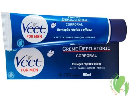 депиляционный крем Veet